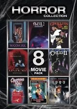 Horror Collection (Waxwork, 976-EVIL 2 Ghoulies III, The Unholy, C.H.U.D. II Chopping Mall, Slaughter High, Class of ()