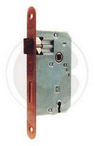 Cerradura Patent Ltda placa redonda 8/90 mm. 50