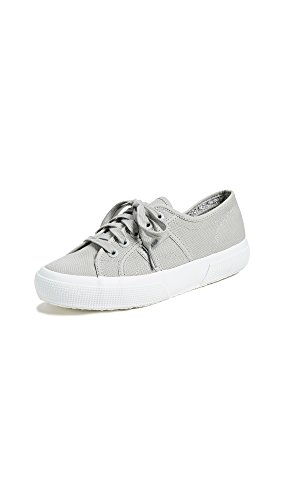 Superga Women 2750 Cotu Classic 1 Sneaker Light Grey Full