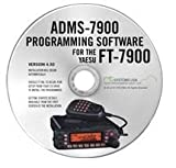 Software : Yaesu ADMS-7900 Programming Software on CD with USB Computer Interface Cable for FT-7900R by RT Systems