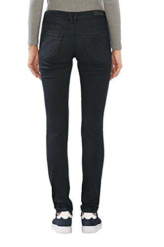 by Dark Jeans Femme edc Noir Wash Esprit Black dqY77wB