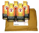 Hangover Destroyer - hangover prevention formula w/ DHM from Oriental Raisin Tree (Hovenia dulcis) - 5 individual servings (flexible pouch)