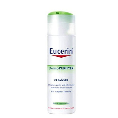 Eucerin EUCERIN DERMO PURIFYING CLEANSER FRAGRANCE FREE 200M
