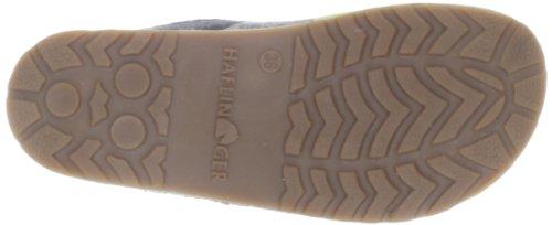 Haflinger Womens Puzzle Shoe Charcoal kU1ez