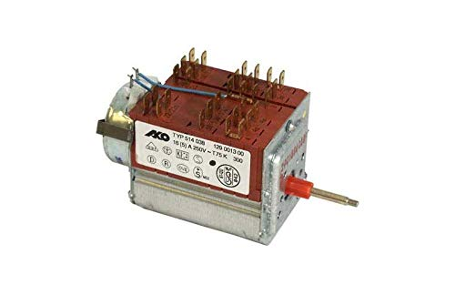 Programador Ako 514038 para lavadora Arthur Martin Electrolux ...