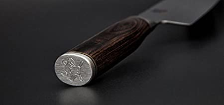 Kai Europe Tim Mälzer Edition - Cuchillo jamonero, 24 centímetros
