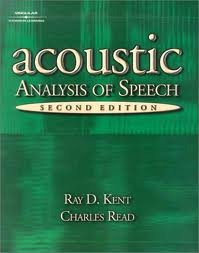 Acoustic Analysis of Speech 2nd (second) edition pdf