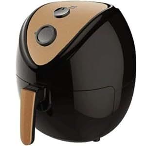 Amazon.com: As Seen On TV 5.6 qt Black & Copper Air Fryer