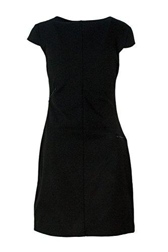 Damen Stella Schwarz Desigual Vest 18WWVK81 Kurzes Kleid EqOwOZv