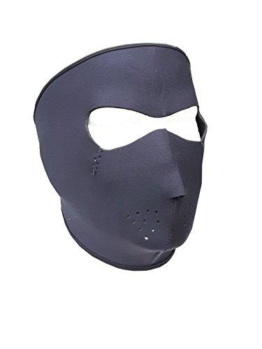 Masque de ski, masque de visage de néoprène, masque d'Airsoft, masque de temps froid de chasse/masque de pêche d'hiver 2
