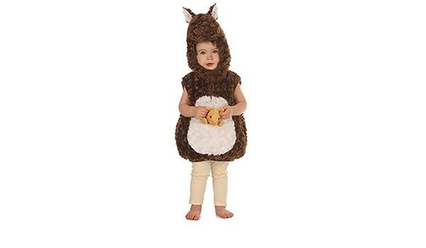 Generique - Disfraz Canguro niño bebé 18-24 Meses (86-92cm ...