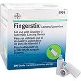 Bayer FingerstixTM Lancet 1-1/4mm 23G - 1200 ct.