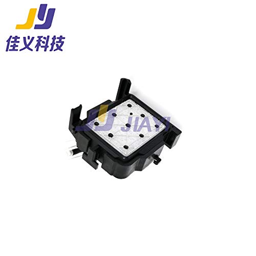 Printer Parts Black ECO-Solvent Captop for Mut0h VJ-1604 Printer Capping Station//Cap Head Assembly