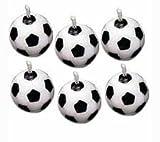 Wilton Soccer Ball Candles