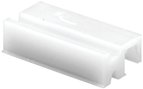 Prime-Line Products G 3100 Sliding Window Bottom Glide, Nylon,(Pack of 4)