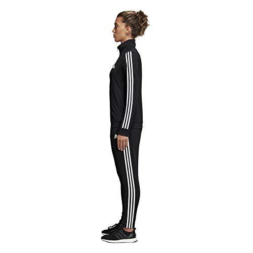 Survêtement Sports Femme Wts Adidas Team Noir blanc noir wSqTCtCn