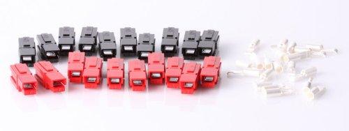Anderson Powerpole Connectors 10 Pair Genuine