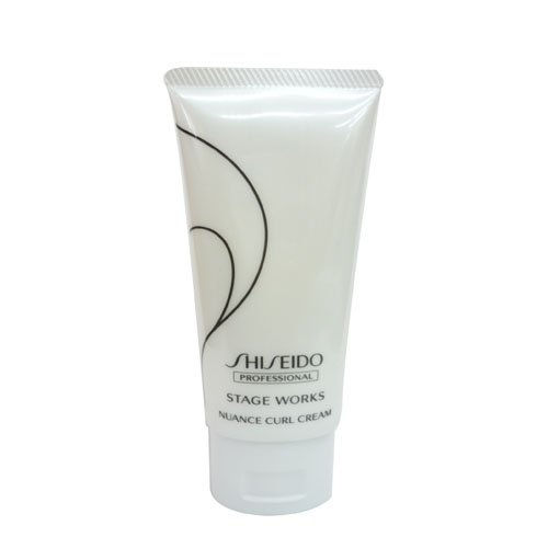 Shiseido Stage Works Nuance Curl Cream 75g/2.5oz