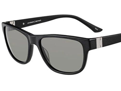 Prodesign Polarized Sunglasses Black - Prodesign Sunglasses