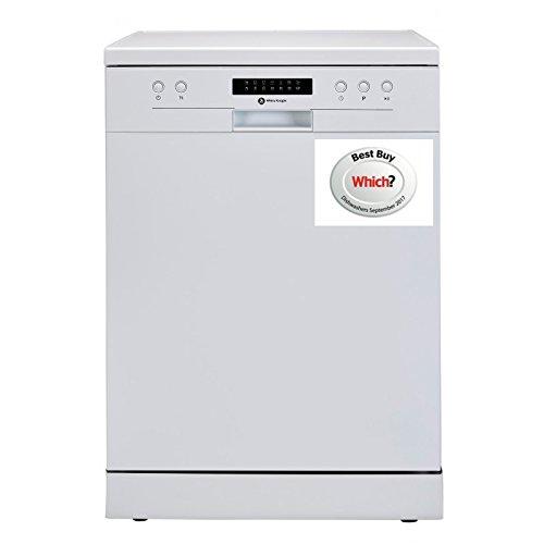 White Knight DW1460WA Full Size Dishwasher ( Which Best Buy 2017 )