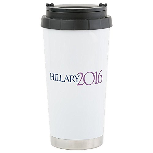 CafePress - Hillary 2016 - Stainless Steel Travel Mug, Insul