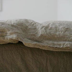 [ フォグ ] フォグリネンワーク fog linen work| リネンコンフォーターケース 布団カバー-N |麻 リネン 掛布団カバー 寝... B008RMM7MC
