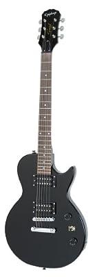 Epiphone Les Paul SPECIAL-II Electric Guitar, Ebony