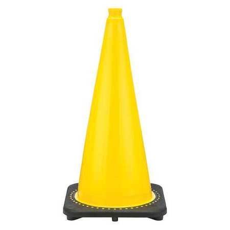 mini yellow cones - 6