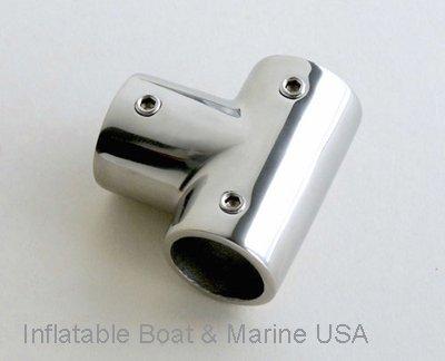 Boat Hand Rail Fitting- 90 Degree T / Tee - 1