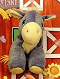 Precious Moments Tender Tails Donkey Plush Doll Toy