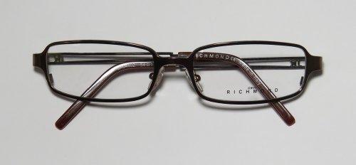 new season & genuine - designer/brand: JOHN RICHMOND style/model: 04402 size: 54-17-135 color: BROWN type: FULL-RIM VISION CARE EYEGLASSES/FRAMES/EYE GLASSES/EYEWEAR/SPECTACLES