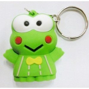 New High quality 8 GB 3D Green Frog style USB Flash Drive