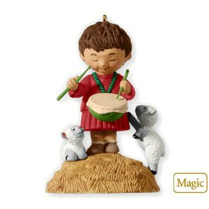 Christmas Drummer Boy.Little Drummer Boy 2010 Hallmark Ornament Qxg3036
