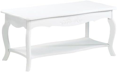 White Elegant Coffee Table