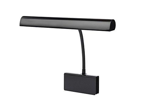 "Cocoweb GPLED14-7D LED Grand Piano Lamp, 14"", Black"