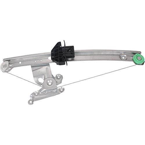 Power Window Regulator For 2000-2002 Jaguar S-Type Rear Driver Side
