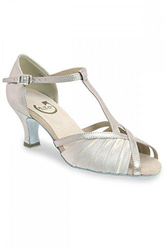 RoTate Chaussures de danse de salon Toni Silver Ad3Ce