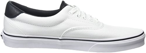 59 White Vans Baskets amp;p True Blanc black Era c Adulte Basses Mixte px5Uxqv