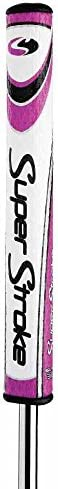 "Super Stroke Slim 3.0 Putter Grip, Oversized, Lightweight Golf Grip, Non-Slip, 10.50"" L X 1.30"" W, U"