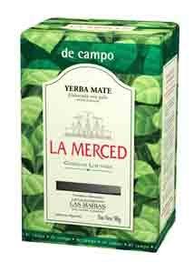 La Merced Yerba Mate Elaborada con Palo / With Stems 500gr