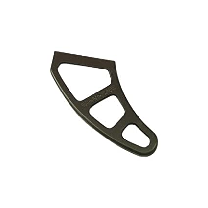 Woodcraft Toe Guard Kit Narrow Coverage Black Aluminum