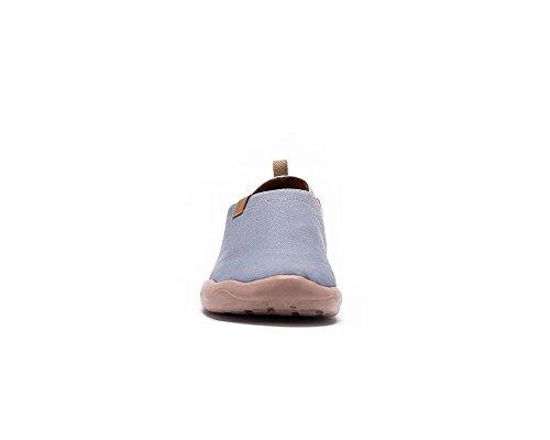 Peintes Toiles Sportives Uin De Chaussures Gris Rhein Femme Pour qIgX7
