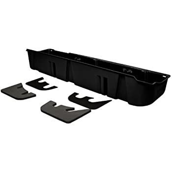 FITS 2009 2010 2011 2012 2013 2014 FORD F-150 SUPERCREW CAB WITH FACTORY SUBWOOFER UNDER REAR SEAT HUSKY GEARBOX UNDER SEAT STORAGE SYSTEM 09251