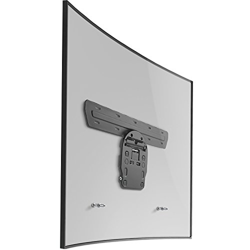 WALI Samsung Micro Gap TV Wall Mount Bracket Exclusively for 49-65 inches Samsung Q7 Q8 Q9 Flat and Curved TVs, 110 lbs. Weight Capacity (TMSA001), - $50 Cheap Than Less Tvs