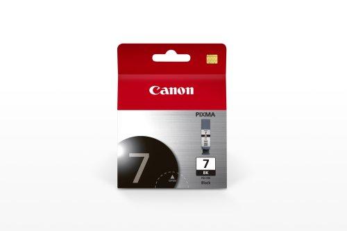 Canon PGI-7 Black Individual Ink Tank 2444B002