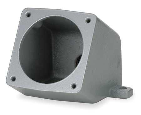 Angle Back Box, 30A, 1