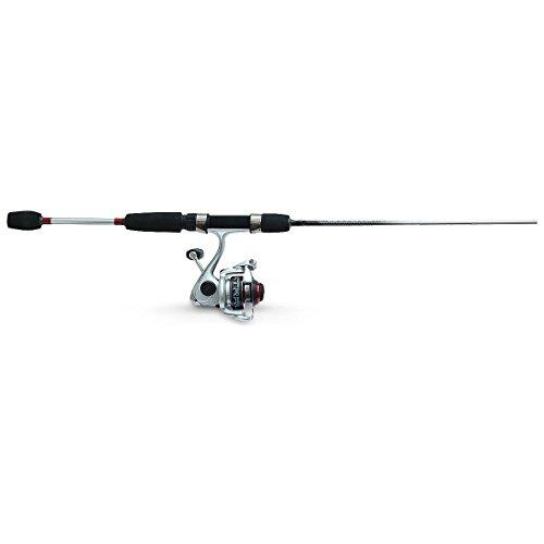 Zebco Xtralite XTR05/XTS461UL Spinning Reel and Rod Combo (Zebco Rod Baitcast)