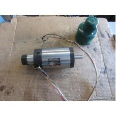 ELECTRO CRAFT PERMANENT MAGNET SERVO MOTOR-TACH 0703-055-007 LEBLOND BARON 25 (Electro Permanent Magnet)