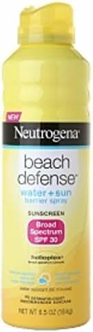 Neutrogena Beach Defense SPF 30 Spray 6.5 oz (Pack of 5)