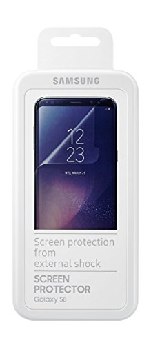 OEM GENUINE Samsung Screen Protector 2Pack fo Galaxy S8 SM-G950